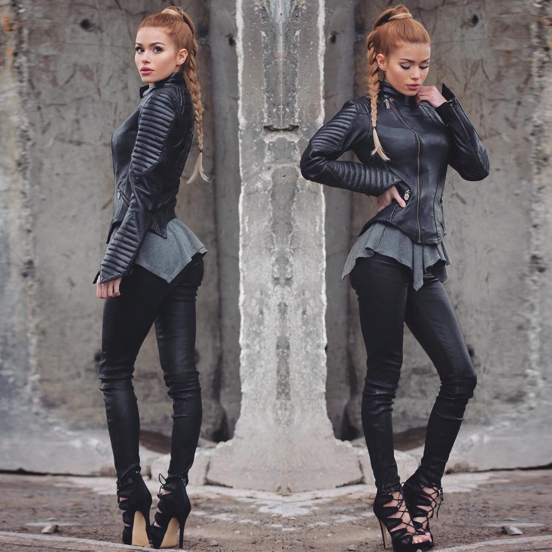 Pam RF insta Style Jacket